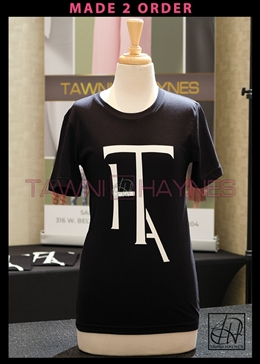 Sweat By Tawni Tee