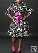 Tawni Haynes Trench Dress
