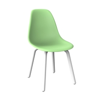 TOPPPY - Heron Chair Metal Legs/Indoor ( Set of 4 )