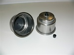 Stainless Steel Cup Holder Insert
