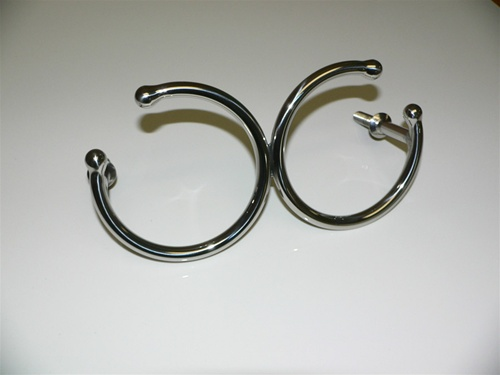 Stainless Steel Double Ring Drink Holder