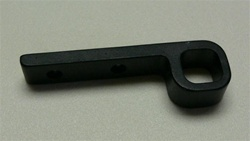 Mobella MG-P Keeper for Secure Latch- Black