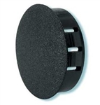 "3/8"" hole plug for circuit breaker cutout"