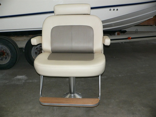Sea Ray Captains Chair