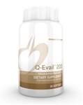 "Q-Evailâ""¢ 200  60 softgels (CoQ10)"