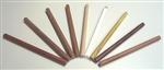 Purpleheart Striker Rods/Dowels 10 Pack