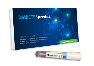Diabetes Predict DNA Testing Kit