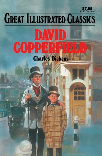 david copperfield great illustrated classics charles dickens growing up young david copperfield