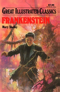 Great Illustrated Classics - FRANKENSTEIN