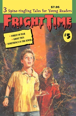 Great Illustrated Classics - Fright Time 05