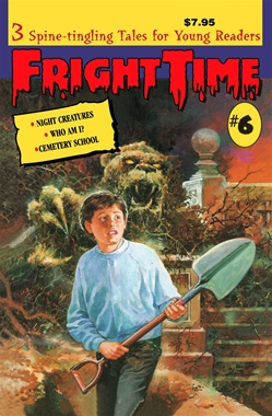 Great Illustrated Classics - Fright Time 06