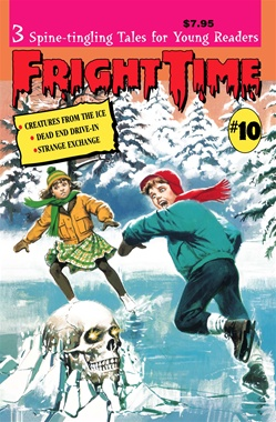 Great Illustrated Classics - Fright Time 10