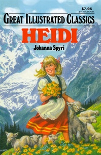 Great Illustrated Classics - HEIDI