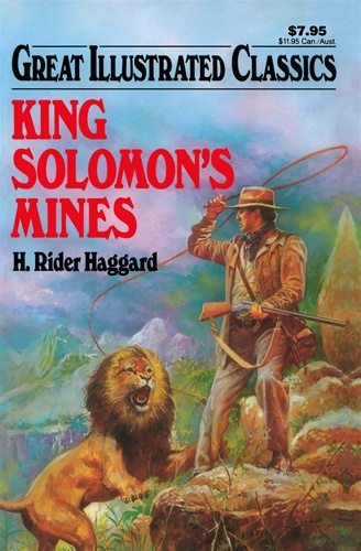 Image result for King Solomon's Mines,