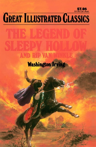 The Legend of Sleepy Hollow Summary & Study Guide Description