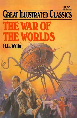 h g wells war of the worlds ile ilgili görsel sonucu