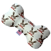 Dapper Rabbits 6 inch Bone Dog Toy