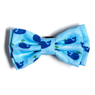 The Worthy Dog Squirt Bow Tie