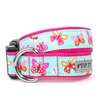The Worthy Dog Butterflies Dog Collar