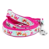 The Worthy Dog Butterflies Dog Lead