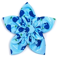The Worthy Dog Squirt Flower Collar Flower