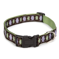 Academy Argyle Dog Collars