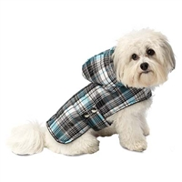 Alberta Quilted Dog Parka