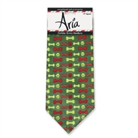 Aria Holiday Bones Bandana