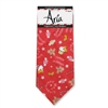 Aria Peppermint Twist Bandanas