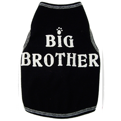 Big Brother Dog Tank