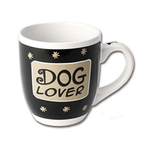 Bistro Basics Dog Lovers Mug