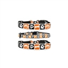 Classic Halloween Nylon Ribbon Dog Collar