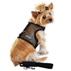 Cool Mesh Dog Harness-Solid Black
