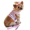 Cool Mesh Dog Harness-Solid Pink