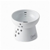 Necoichi Raised Dog Food Bowl