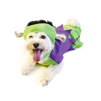 DOGO Frankenstein Hat and Shirt Dog Costume