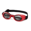 Doggles ILS- Shiny Red Frame/Smoke Lens