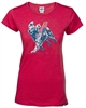 Flag Dog Women's T-Shirt
