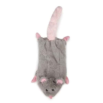 Grriggles Farm Friend Unstuffies-Opossum