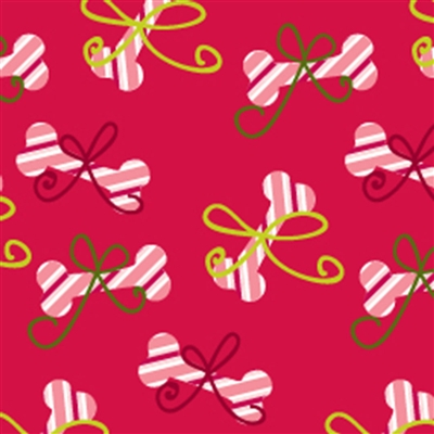 Pet Friendly Gift Wrap-Candy Cane Treats