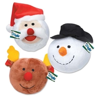 Grriggles Snowball Gang Dog Toys