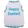 Happy Easter Dog Tank-Blue