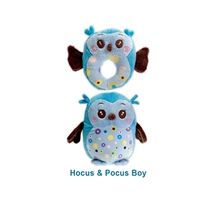 Hocus & Pocus Two-Furrs Baby Blue Boy Set Of Owls