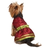 Holiday Shimmer Dog Dress