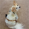 Indiana Bones Dog Costume