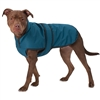 Juneau Dog Coat-Teal