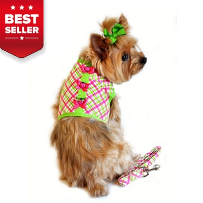 Lady Bug Harness and Leash
