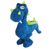 Loopies Blue Dragon Dog Toy