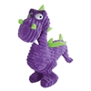 Loopies Purple Dragon Dog Toy