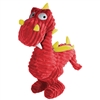 Loopies Red Dragon Dog Toy